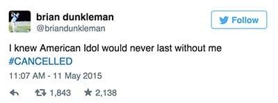 Brian Dunkleman American Idol