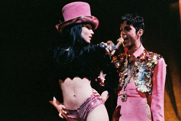 Mayte Garcia & Prince