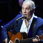 Paul Simon Performing