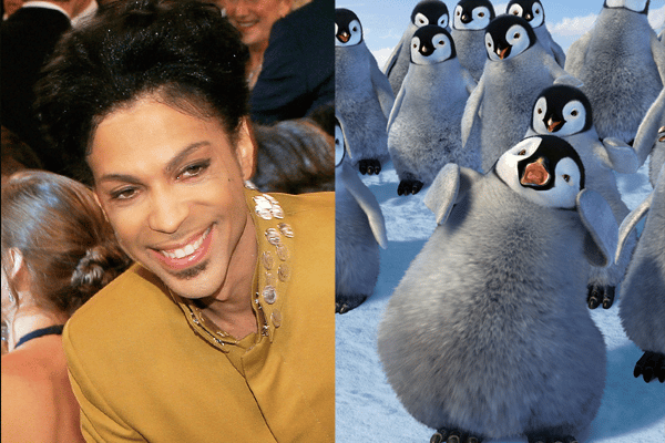Prince Happy Feet