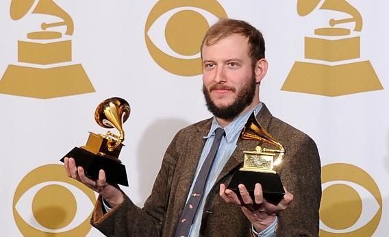Bon Iver Grammy