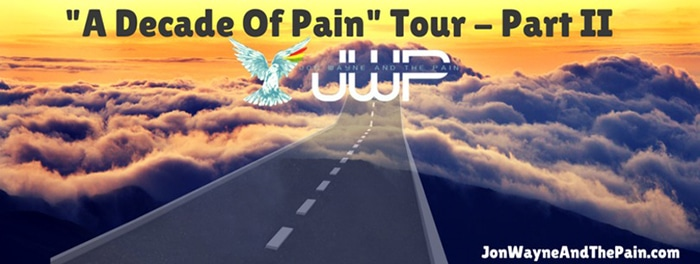 Jon Wayne & The Pain Tour
