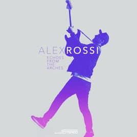 Alex Rossi Album Artwork