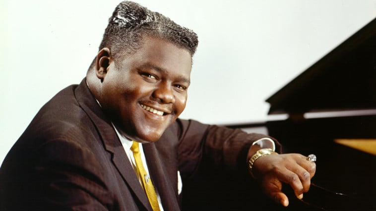 Fats Domino Dies at 89