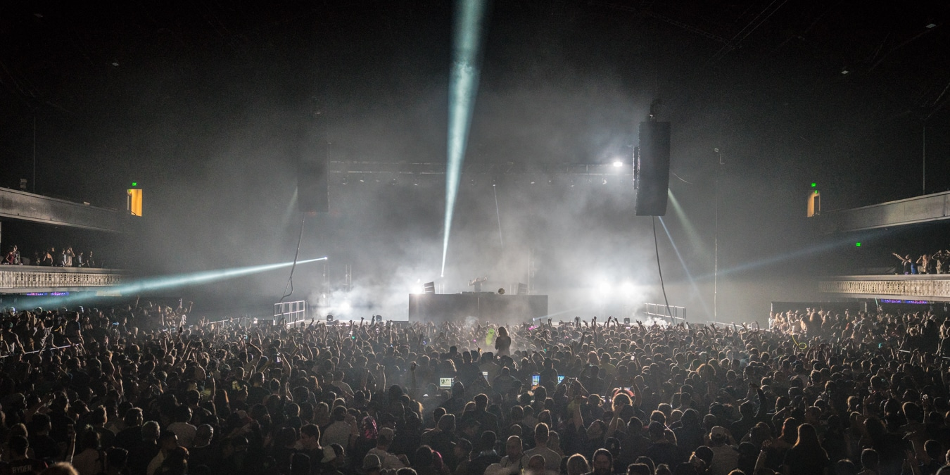 Seven Lions Crowd - Photo by Chris Taylor