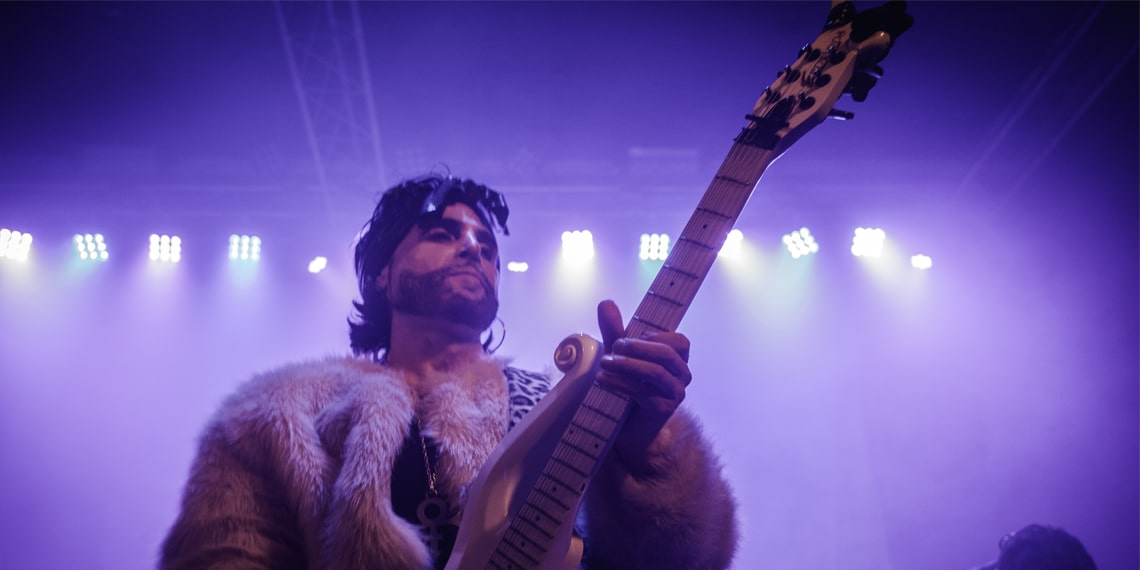 The Purple Xperience Prince Tribute Live Minneapolis Minnesota Super Bowl 2018 Fineline Concert Tour