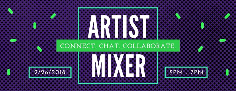 Artist Mixer 2.26