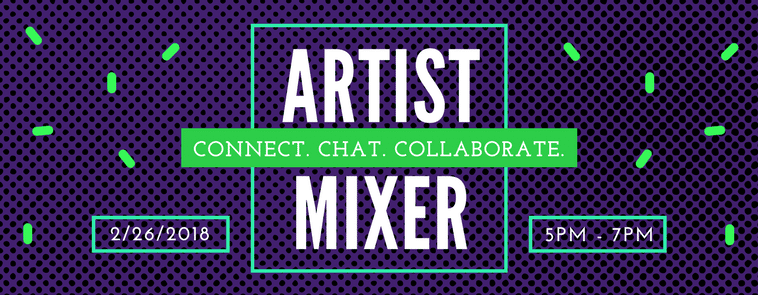 MMC Artist Mixer Minneapolis MN at Honey 2018