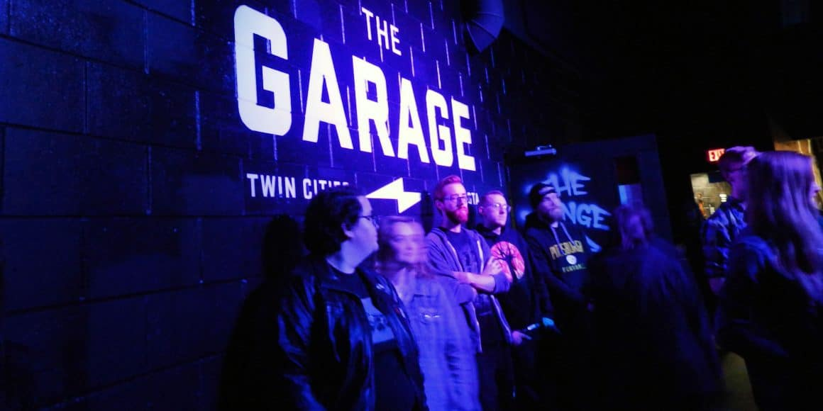 The Garage Burnsville Minnesota March 11 2018
