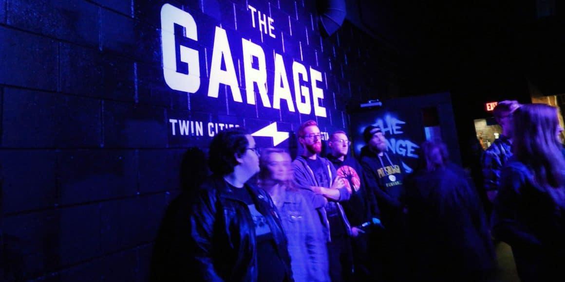 The Garage Burnsville Minnesota March 11 2018