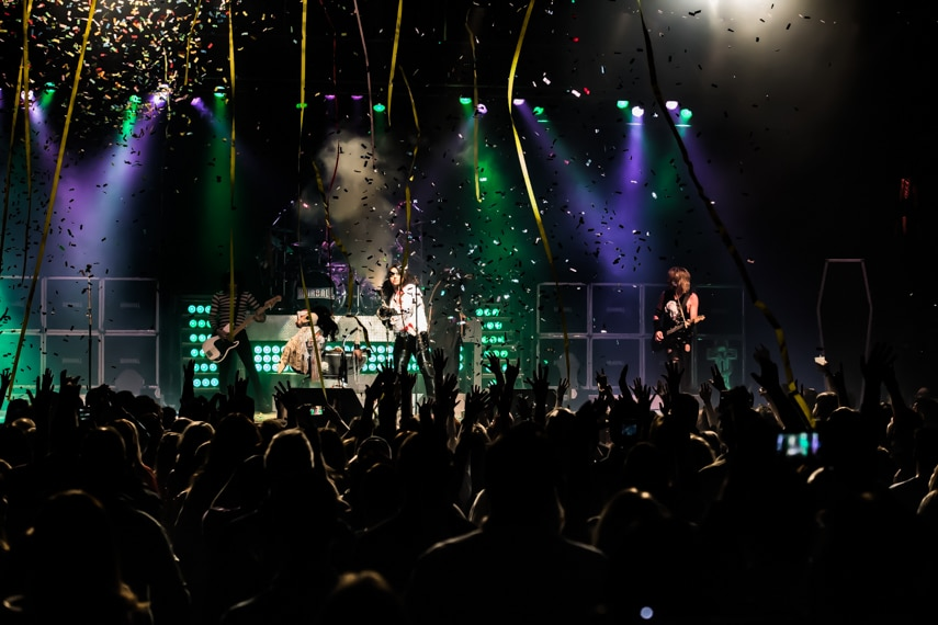 Hairball, Alice Cooper, Cover, Myth, Concert