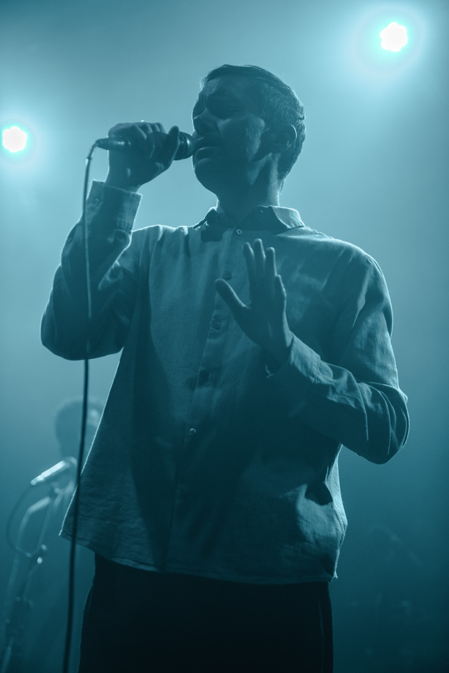 Rhye at Fine Line Music Cafe - Photo by Chris Taylor
