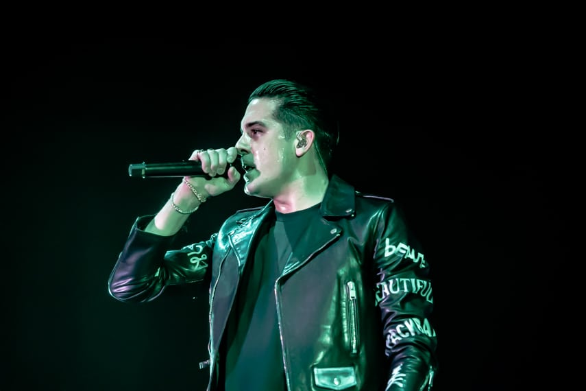 G-Eazy Brought His Signature Flow of Sex, Drugs and Rock