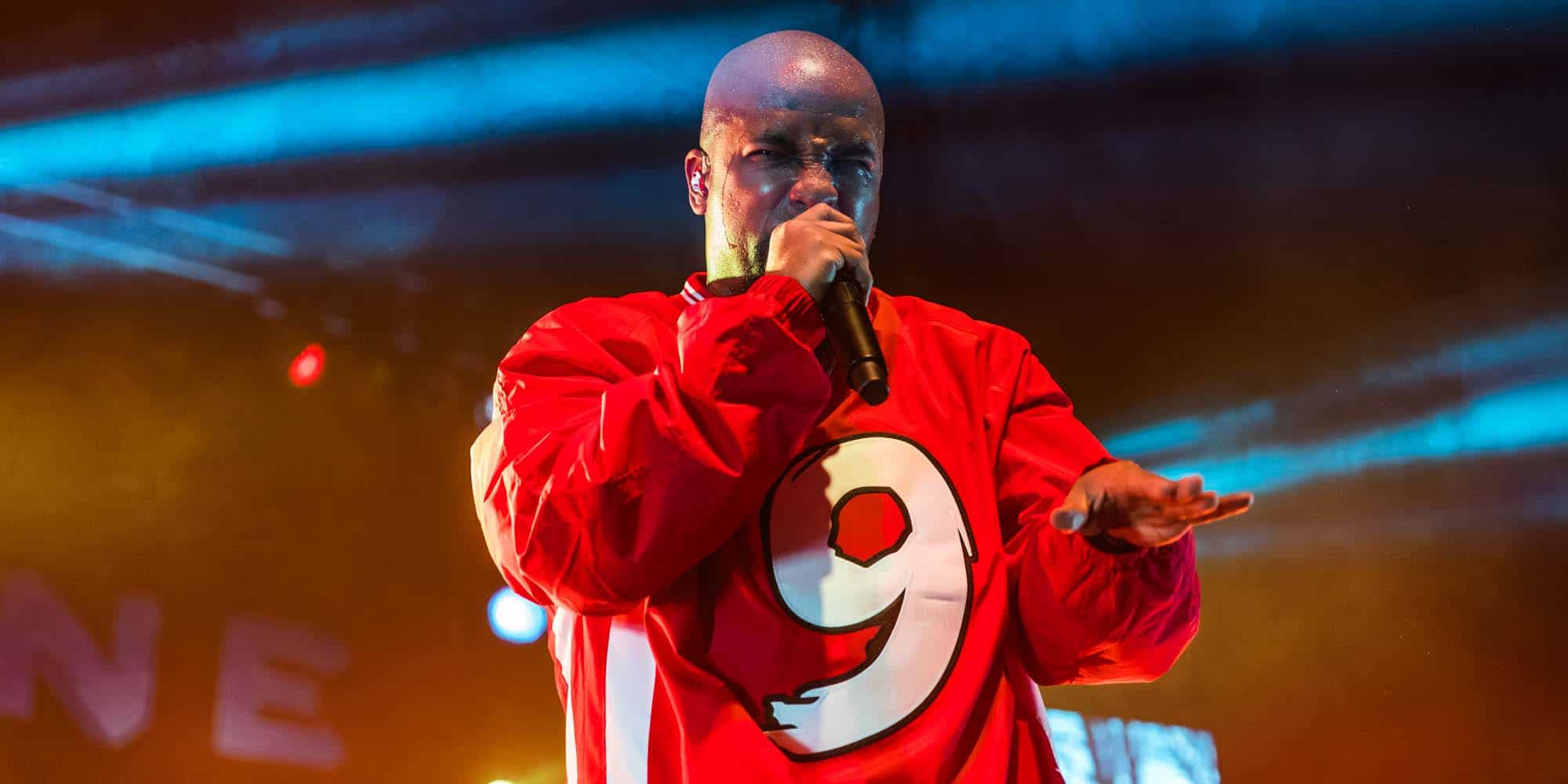 Tech N9ne Brings The King, The Clown, and The G to The Armory