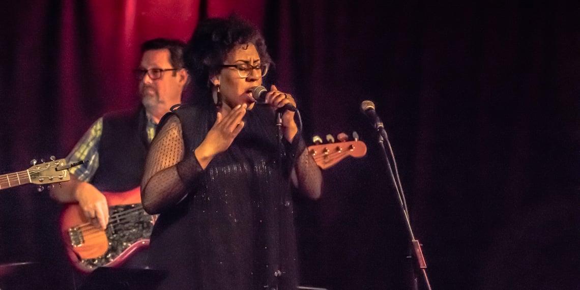 Annie Mack. Blues, Jazz, vieux carré