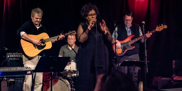 Annie Mack, Blues, Jazz, vieux carré