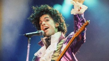 Prince Rogers Nelson Live
