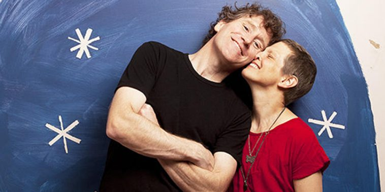 Adorable Husband & Wife Duo, The Weepies Serenade Fitzgerald Theater ...