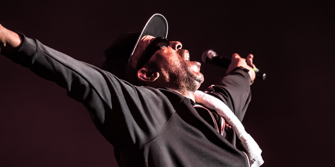 Tone Loc I Love the 90's Tour Mystic Lake May 18 2018