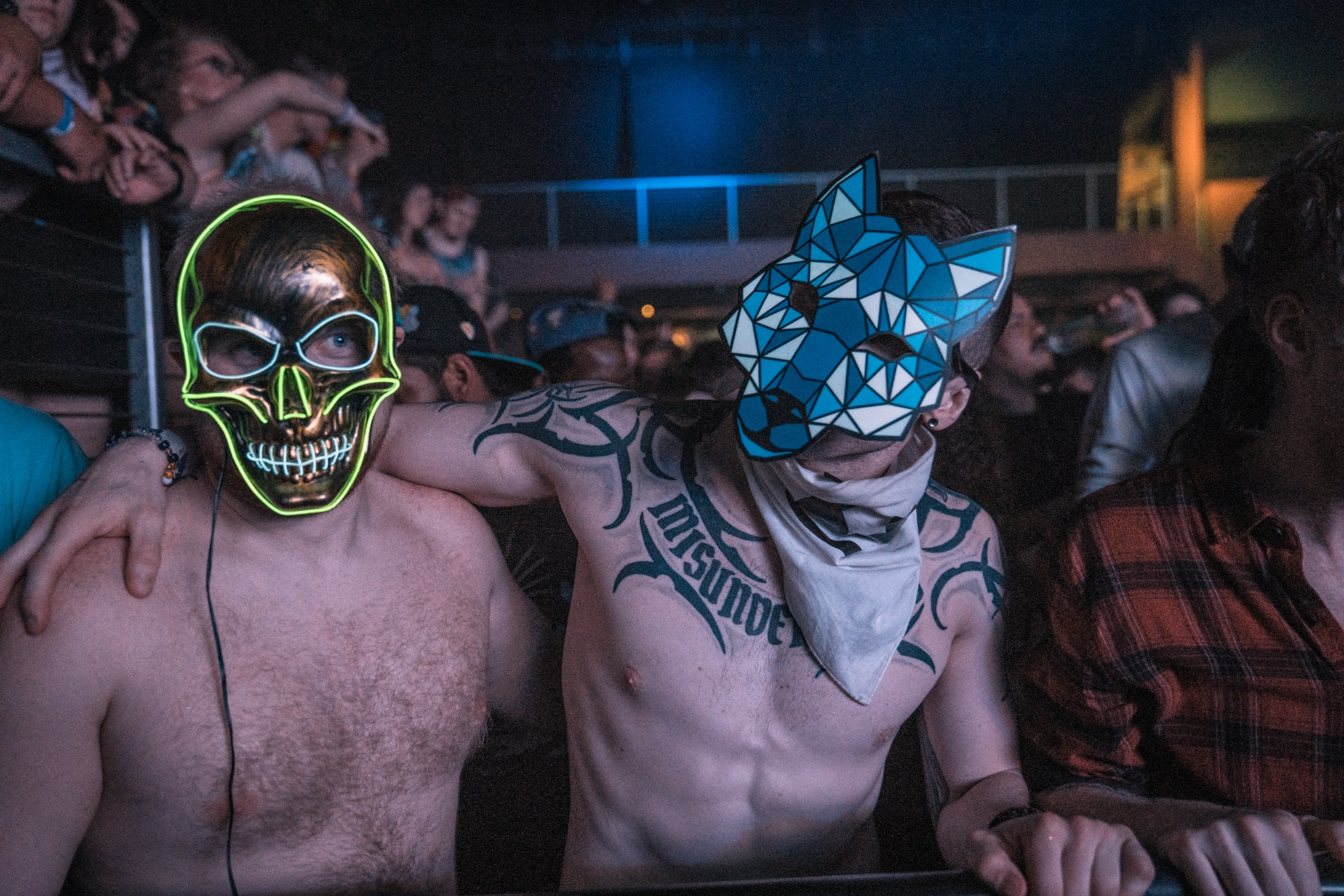 Crowd - Photo by Chris Taylor