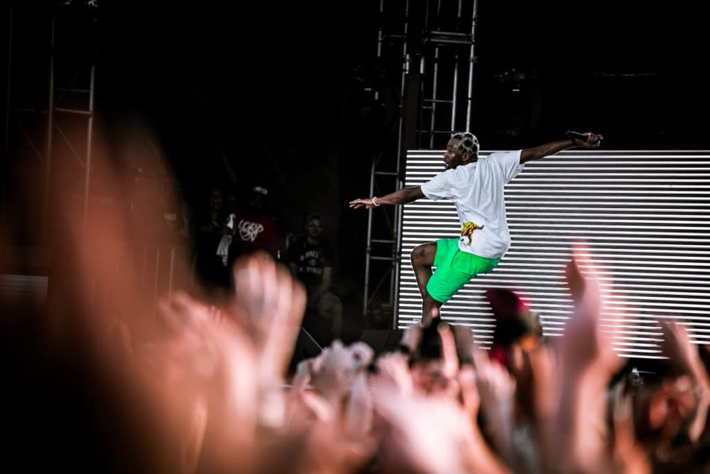 Tyler, The Creator - Photo by Chris Taylor