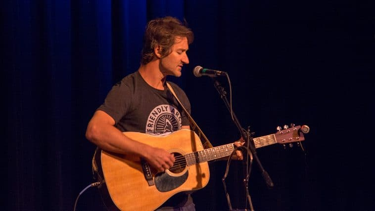 Griffin House, singer/songwriter Plays the Cedar Cultural Center in Minneapolis
