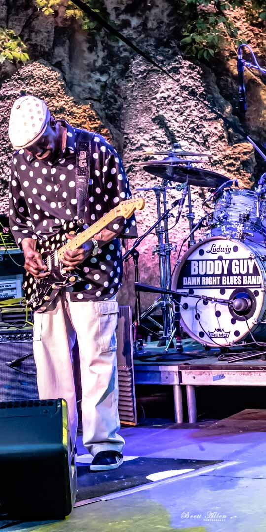 Buddy Guy, Blues, SMA, Weesner, Music In Minnesota