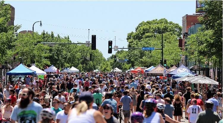 Open Streets Minneapolis Broadway 2018