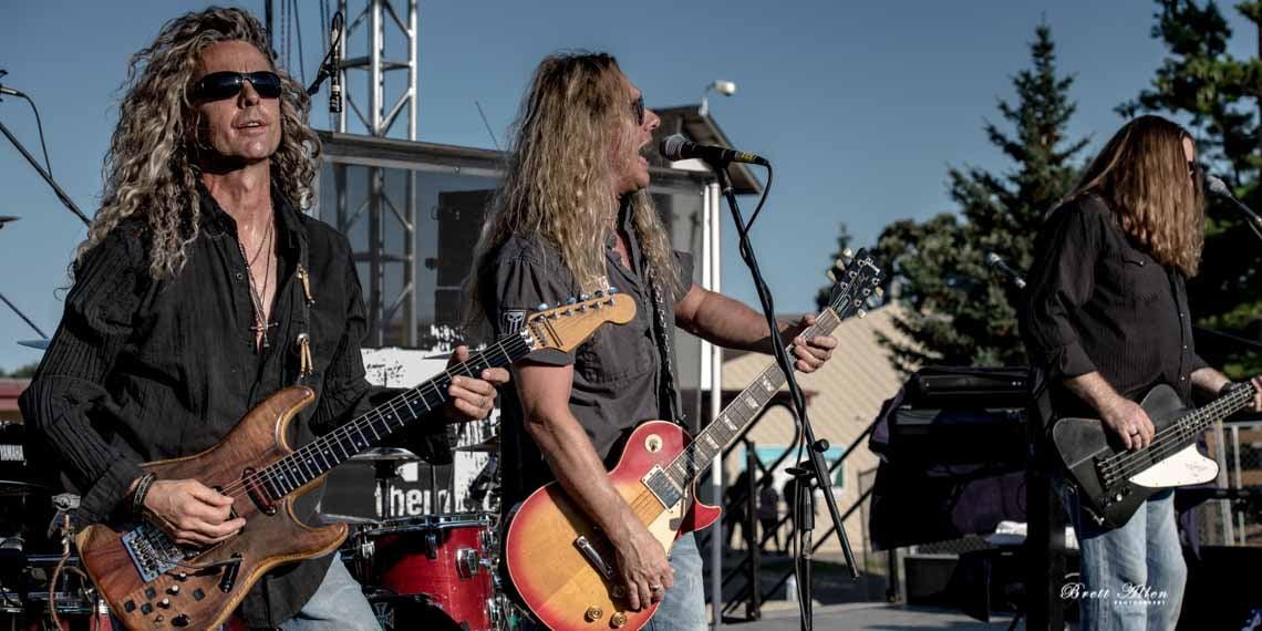Them Pesky Kids, Rock, Buck Hill, Concert