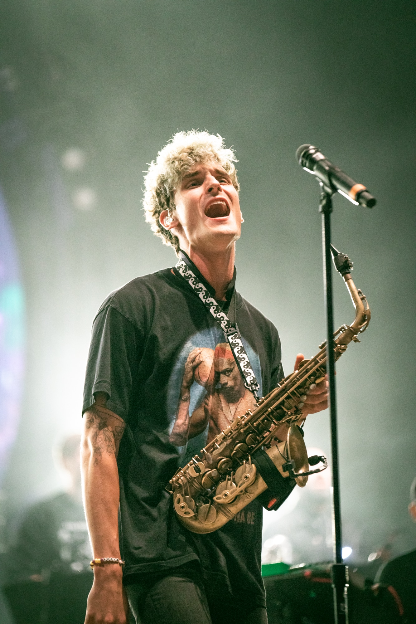 GRiZ - Photo by Chris Taylor