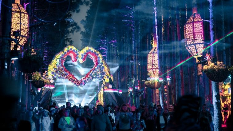 Welcome to Electric Forest - Photo by Chris Taylor