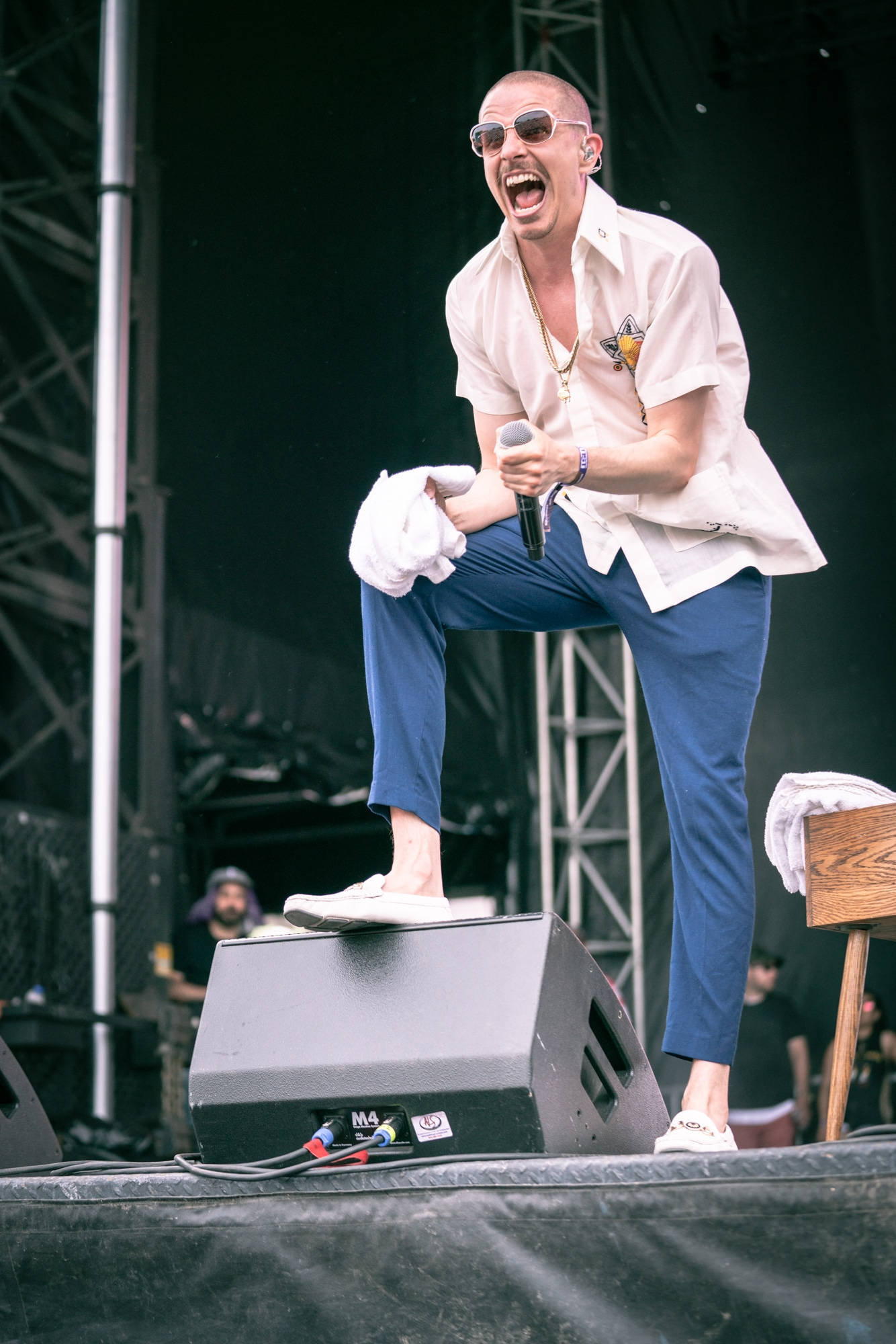 Prof at Soundset - Photo by Chris Taylor