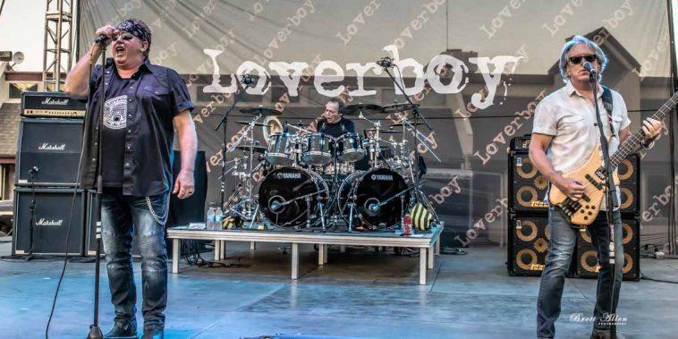 Loverboy, Buck Hill, Rock,