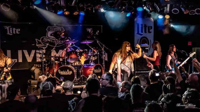 The Iron Maidens, Cover Band, Iron Maiden, Route 47 Pub and Grub, Rock, Rock and Roll