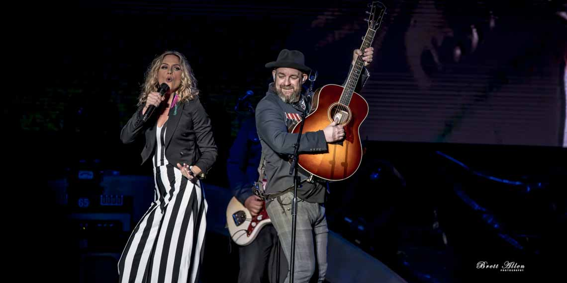 Sugarland, Jennifer Nettles, Kristian Bush, Country, Country Music, Minnesota State Fair,