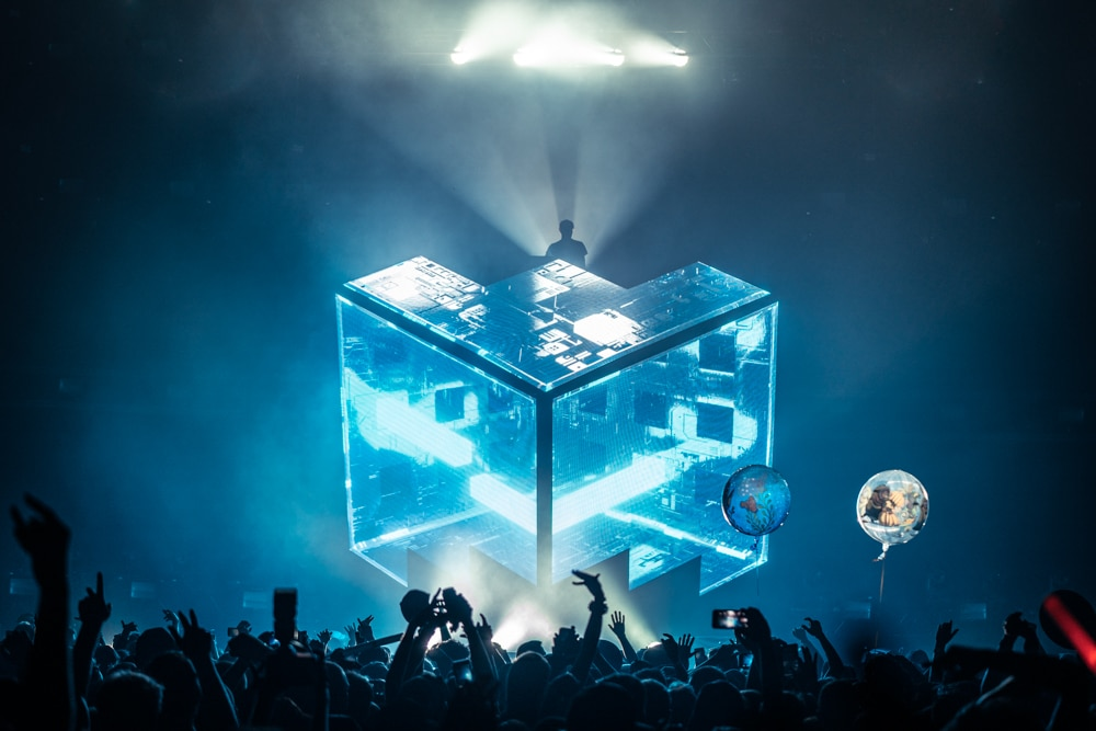 deadmau5 - Photo by Chris Taylor