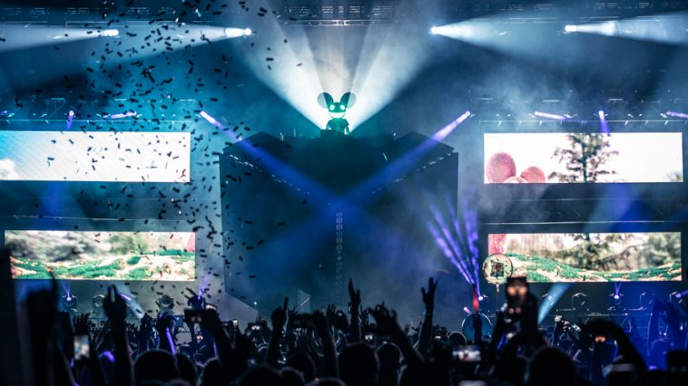deadmau5 - Photo by Chris Taylor