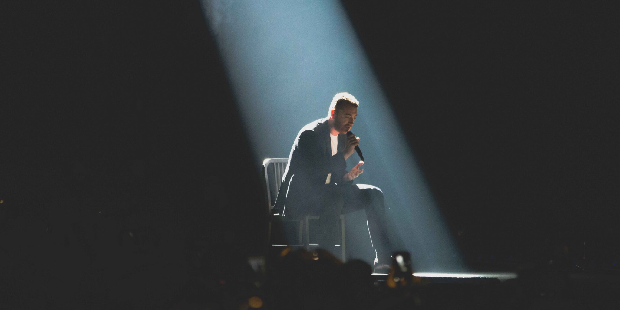Sam Smith, The Thrill of it All Tour, Xcel Energy Center, August 14th 2018