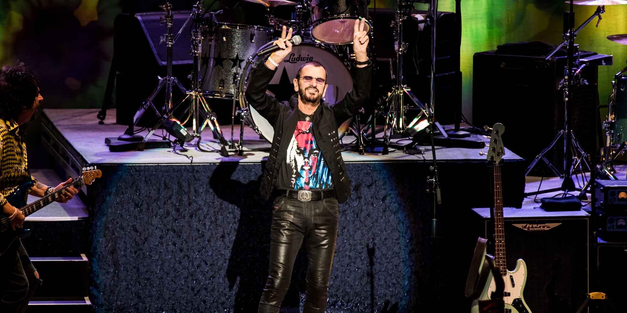 Ringo Starr Beatles Live Performance MN Minneapolis Ordway