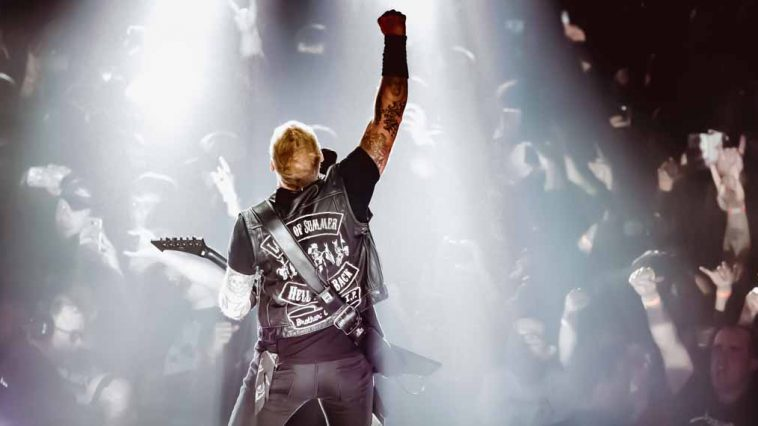 Metallica Brings A Revolution To Target Center- Photo by Brett Fercho