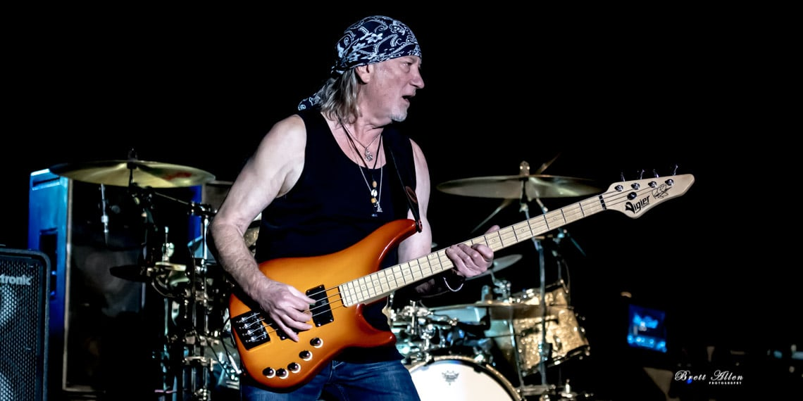 Roger Glover, Deep Purple, Rock, Treasure Island, Music In Minnesota