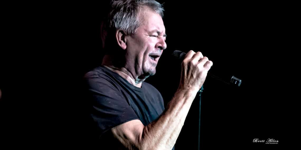 Ian Gillan, Deep Purple, Treasure Island, Music In Minnesota