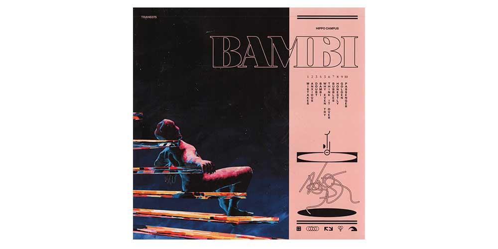 Hippo Campus Bambi Free Minnesota 2018 Album Tickets