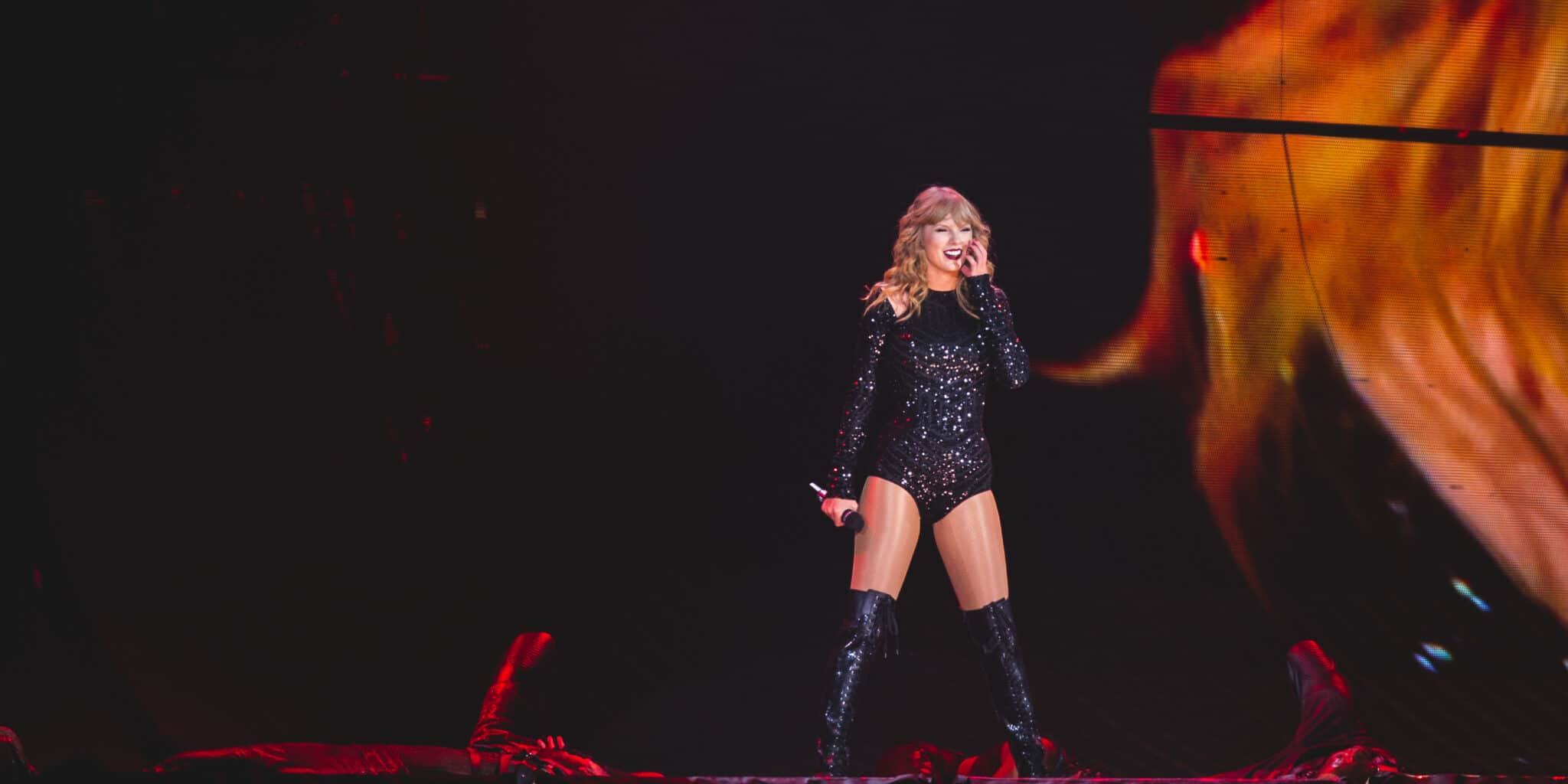 Taylor Swift, Reputation Tour 2018, US Bank Stadium, August 31st 2018, Charli XCX, Camila, Music in Minnesota, Rob Alexander