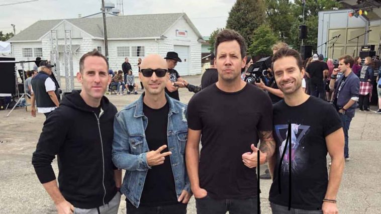 Simple Plan in Owatonna - Source: Simple Plan Instagram