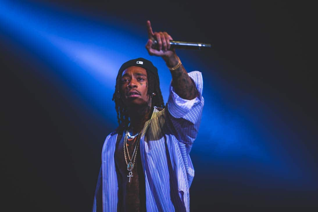 Wiz Khalifa Armory Minneapolis Go 95.3