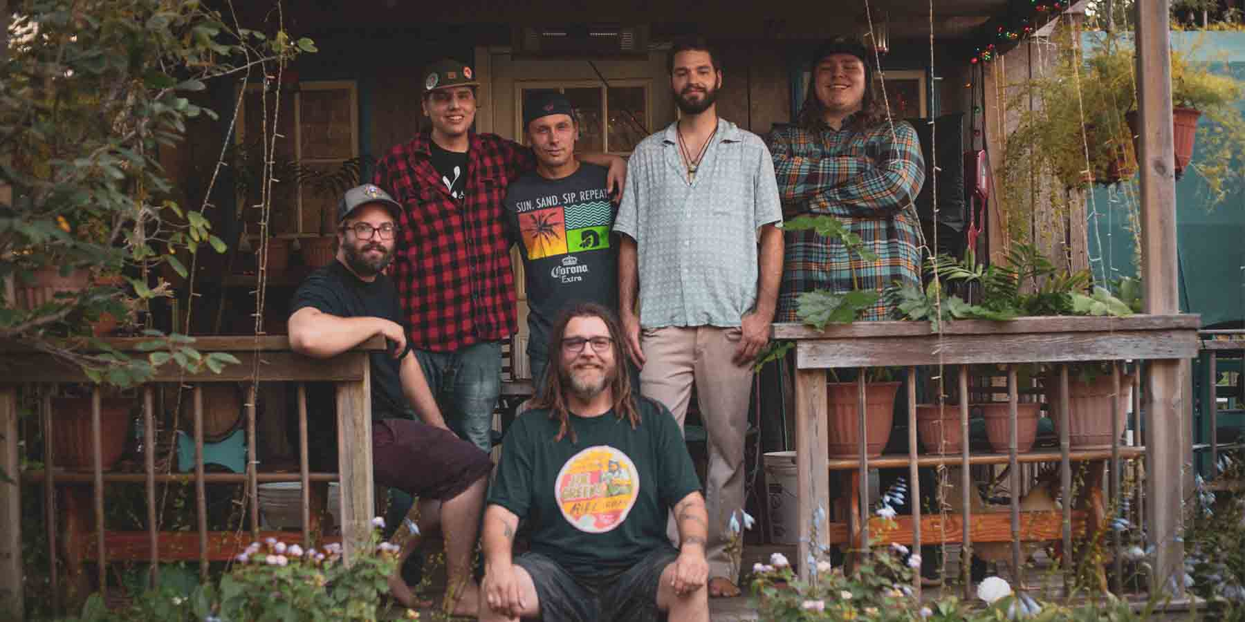 NUG Reggae Cover Musician Minnesota Band Jason Tucker Mack Buchan Connor Cregeen Bob Adam Smith