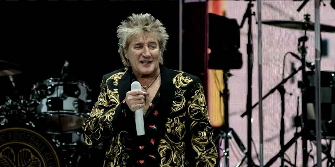 Rod Stewart, Xcel, Xcel Energy Center, Music In Minnesota