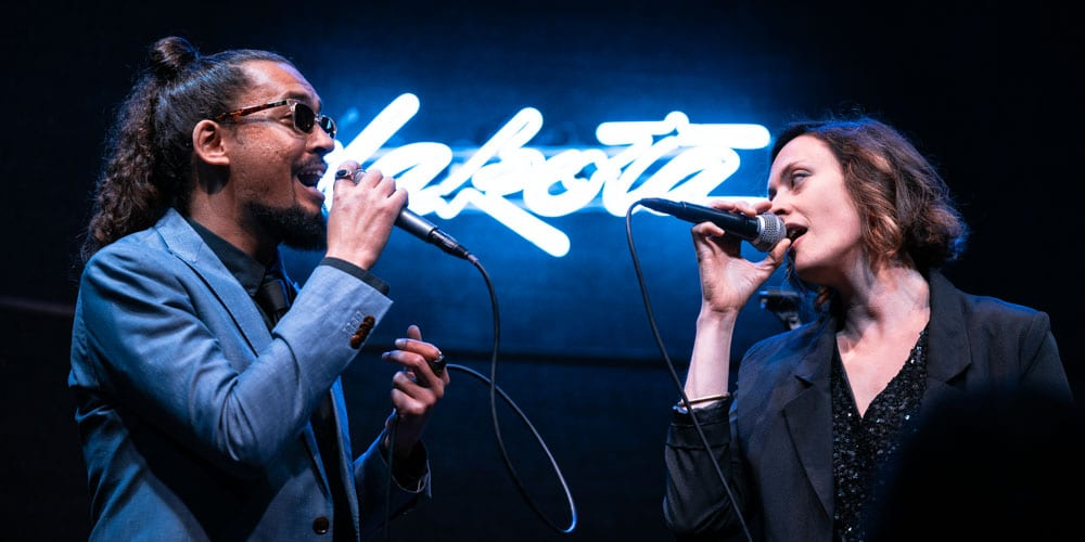 Nooky Jones at The Dakota Jazz Club, Minneapolis, Minnesota. Photo By Chris Taylor Fifthlegend Cameron Kinghorn