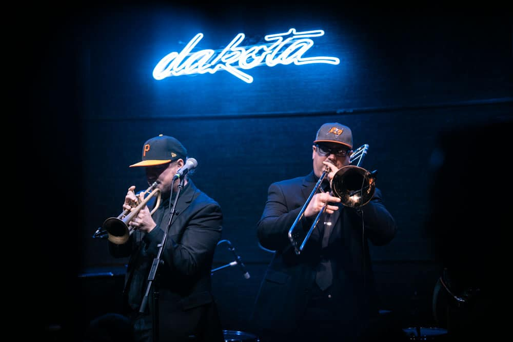 Nooky Jones at The Dakota Jazz Club, Minneapolis, Minnesota. Photo By Chris Taylor Fifthlegend Cameron Kinghorn